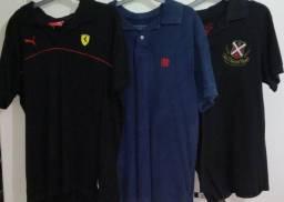 Vendo 15 camisetas/camisas M