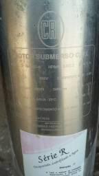 Moto bomba submersa para poço artesiano