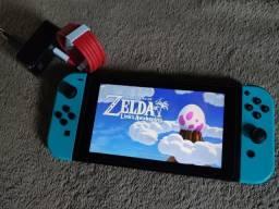 Nintendo Switch desbloqueado C Zelda Novo