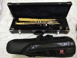 Vendo sax soprano Eagle