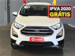 Ford Ecosport 1.5 tivct flex se automático - 2019