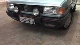 Gol gts pneus novos, todo reformado, carrinho extra!!! - 1991