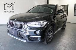 BMW X1 SDrive 20i ActiveFlex 2.0 Preto - 2016