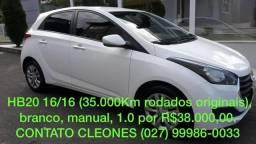 Hb20 16/16 1.0 (Cleones 27- - 2016