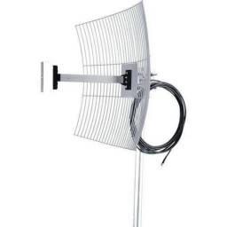 Antena Parábola Aquário para Internet 2.4 Ghz