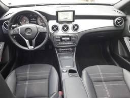 Mercedes-benzgla 200 1.6 cgi vision 16v turbo flex 4p automático - 2015
