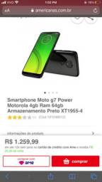 Moto G7 power 64gb