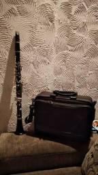 Promoção!! clarinete yamaha ycl 255 semi novo