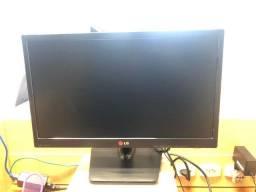 "Monitor LG 20"" - Flatron 20EN33SS-B"