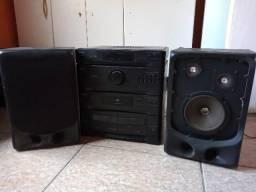 Barbadinha Rádio antigo para desocupar espaço