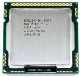 Processador core i3 - 530 original
