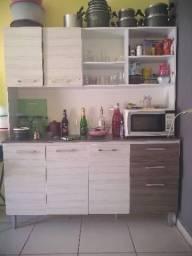 Vendo armário de cozinha usado