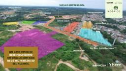 Investimento no Parque Mosaico (São 22 LOTES Empresariais)