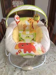 Cadeira descanso musical bebe