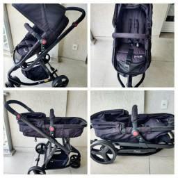 Carrinho de bebê - Travel System Mobi Safety 1st - Safety First