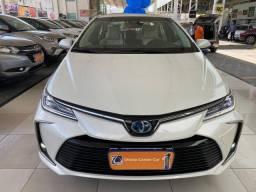 Corolla Altis Apremium Hybrid 2021 c/teto 1.300km Financio