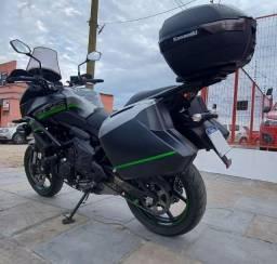 Vendo Kawasaki Versys Tourer/ 2019- Impecável