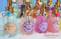 Água perfumada para lençol/roupas