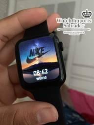 Relógio SmartWatch Iwo W46 com garantia