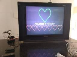 Tv de tubo 29 polegadas