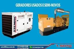 Grupo gerador de energia diesel, usados e novos, melhor oferta !