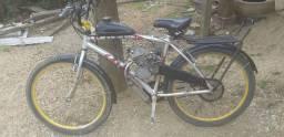 Bike motorizada Caloi