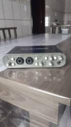 Interface M-AUDIO FAST TRACK PRO