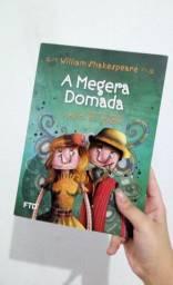 Livro NOVO a Megera Domada