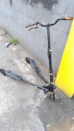 Patinete de três rodas trikker