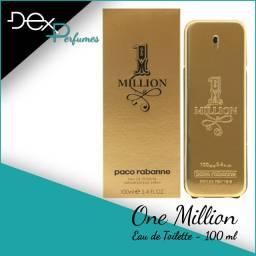 Perfume Paco Rabanne One Million 100ml - Novo/Lacrado e Original