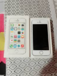 vendo iPhone 5 com defeito 220