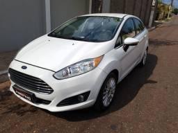 New Fiesta Sedan 1.6 Titanium Automatico 4 Portas Completo Flex