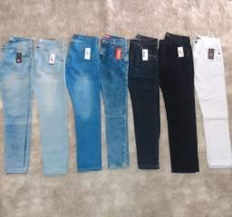 Calça jeans Multimarcas
