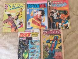 Vendo revistas antigas