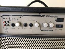 Caixa de som amplificada 300 watts
