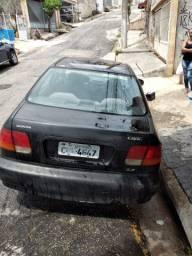 Honda Civic 98 vendo como sucata