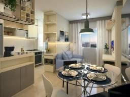 Apartamento Parque Ohara com 1 dormitório à venda, 41 m² por R$ 168.000 - Parque Ohara - C