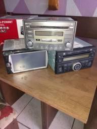 Rádios para carro
