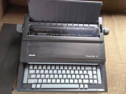 Maquina de escrever elétrica