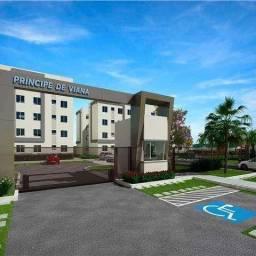 Príncipe de Viana - Apartamento 2 quartos em Presidente Prudente, SP - 45m² - ID4070