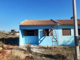 Casa com 2 dormitórios para alugar, 45 m² por R$ 670/mês - Boa Vista - São Leopoldo/Rio Gr