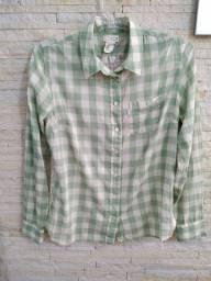 Camisa feminina Levi's original