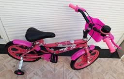 Bicicleta infantil feminina aro 16 # marie