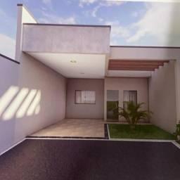 Vendo Casa Nova com 03 Quartos no Solar dos Ataídes