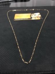 Corrente Cartier de Ouro 18k Maciça (Ac/Cartão)