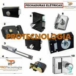 FECHADURAS ELÉTRICAS AUTOMÁTICAS