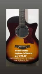 Vendo violão tagima Califórnia