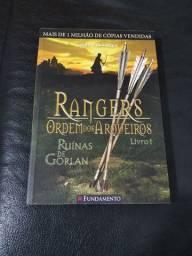 Livro Rangers Ordem dos Arqueiros - Ruínas de Gorlan v1