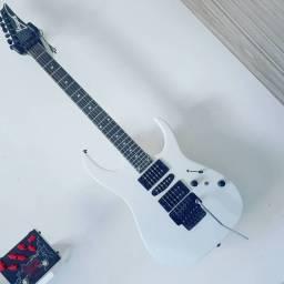 Guitarra ibanez gio customizada