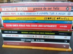 Livros assuntos variados